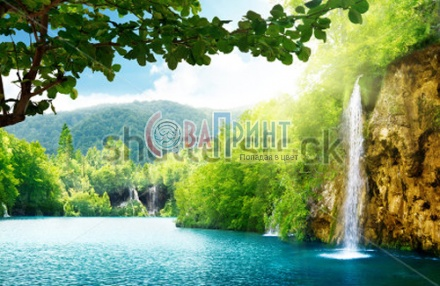 waterfalls_stock-photo-waterfall-in-deep-forest-of-croatia-85573945