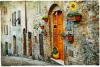 stock-photo-charming-old-streets-of-medieval-towns-of-tuscany-artistic-picture-178259345