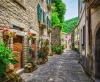 stock-photo-typical-italian-street-in-a-small-provincial-town-of-tuscan-italy-europe-203608687