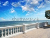 stock-photo-wonderful-stone-balcony-with-great-ocean-view-146358155